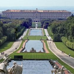 Foto: Reggia di Caserta e Real Seterie