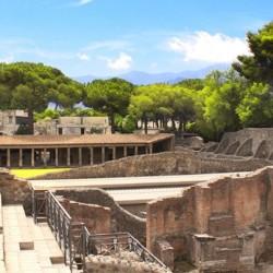Foto: (Italiano) Gli Scavi Archeologici di Pompei: passeggiare nella civiltà romana