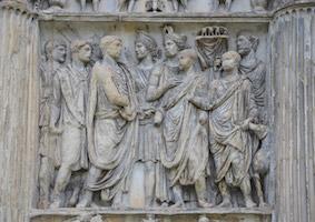 Copia di Arco di Traiano dettaglio