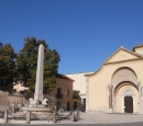 Piazza Santa Sofia UNESCO