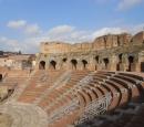 Teatro Romano - Interno