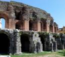 Teatro Romano - Esterno