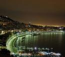 Golfo di Napoli notturna
